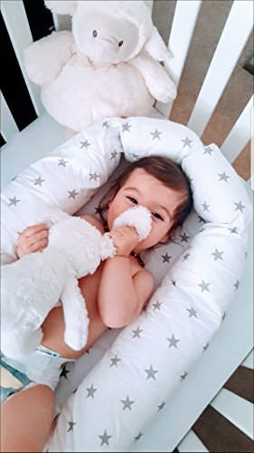 Baby Nest With Removable Cover Toddler Size Nest Bed
